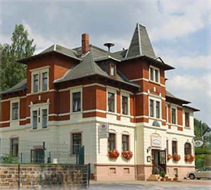 Hotels Pensionen Seiffen