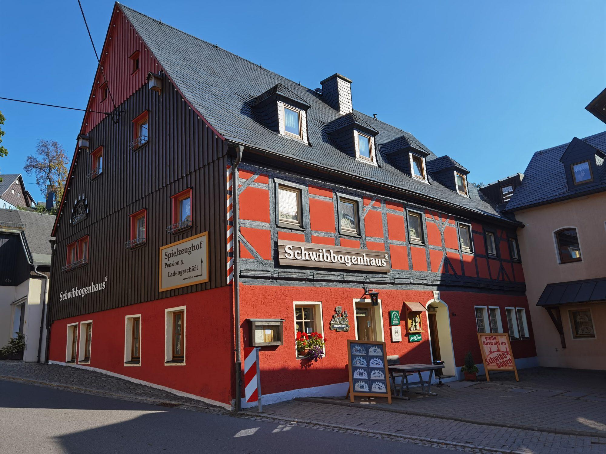 Schwibbogenhaus Seiffen