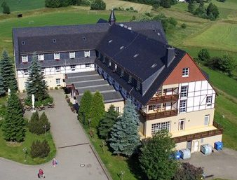 Panorma Berghotel Wettiner Höhe